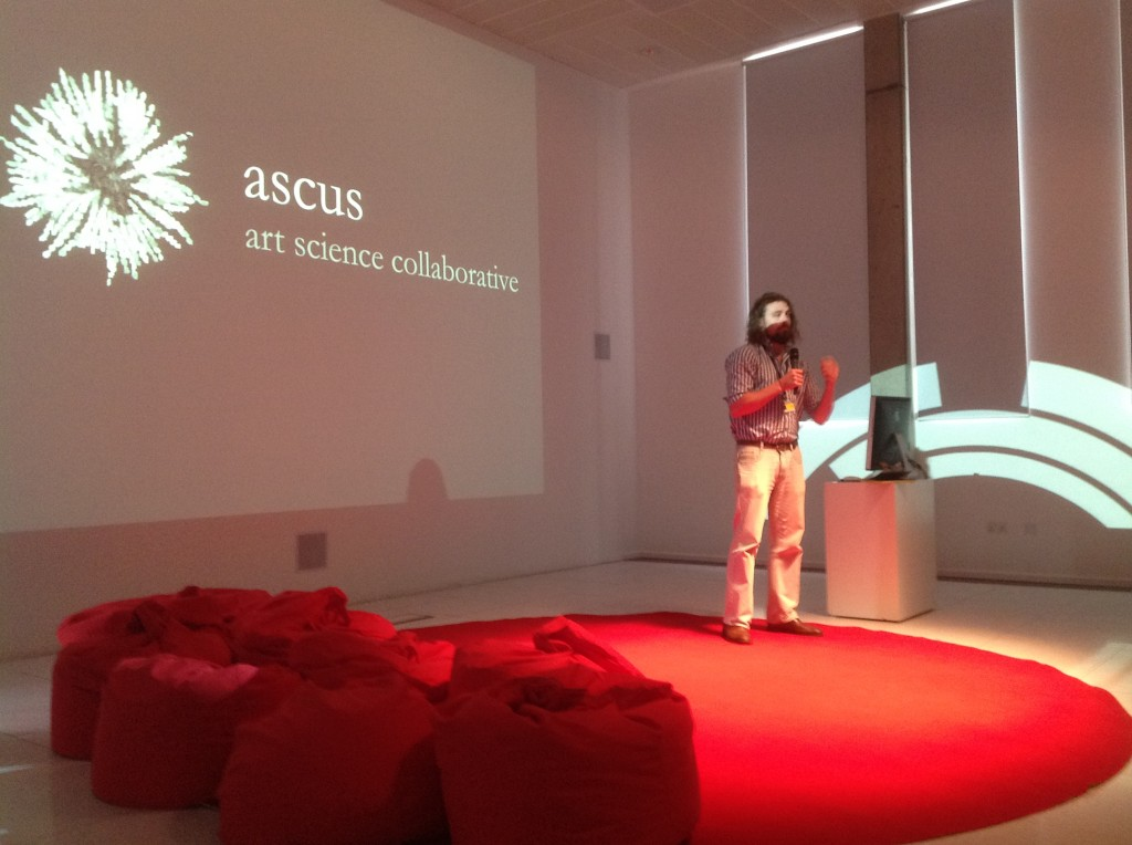 James Howie, ASCUS co-founder