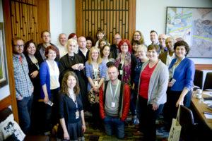 Wellcome Trust Ideas Lab, June 18, EIFF 2015. Photographer: Sandra Franco, © EIFF, Edinburgh International Film Festival All Rights Reserved