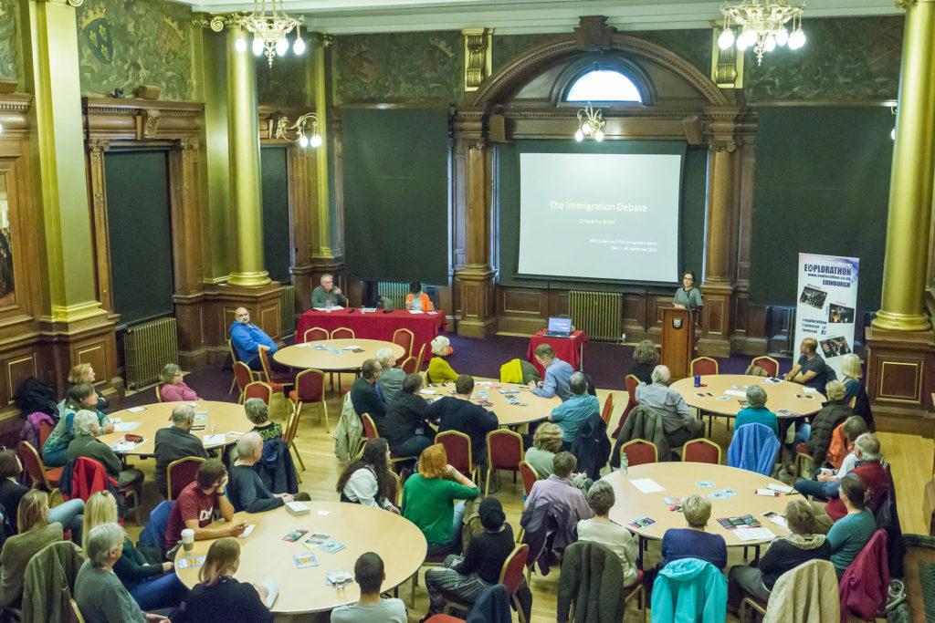 Edinburgh Active Citizenship Group @ Edinburgh City Chambers