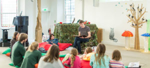 Storytelling at the Curiosity Forest