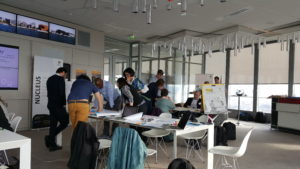 Working in Lyon